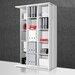 Urban Designs 190cm Bookcase