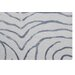 Bakero Zebra Hand-Knotted Silver Area Rug