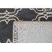 Bakero Riviera Hand-Tufted Silver Area Rug