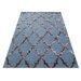 Bakero Kohinoor Hand-Tufted Navy Blue Area Rug