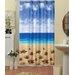 Beytug Textile Beach Shower Curtain