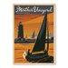 Americanflat Martha's Vineyard by Anderson Design Group Vintage Advertisement