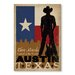 Americanflat Austin Cowboy by Anderson Design Group Vintage Advertisement