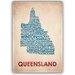 Americanflat Queensland Typography