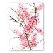 Americanflat Flowers II by Suren Nersisyan Art Print in Pink