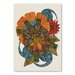Americanflat Tarquin by Valentina Ramos Graphic Art Wrapped on Canvas