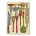Americanflat Lets Cook by Valentina Ramos Graphic Art Wrapped on Canvas