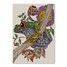 Americanflat Phileus Frog by Valentina Ramos Graphic Art Wrapped on Canvas