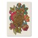 Americanflat Smitten by Valentina Ramos Graphic Art Wrapped on Canvas