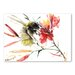 Americanflat Bee 3 by Suren Nersisyan Art Print