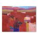 Americanflat The Road to Anemiter Art Print