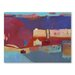 Americanflat The Road to The Desert Art Print