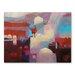 Americanflat Atlas Light Rays Art Print