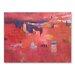 Americanflat High Atlas Reds Art Print