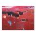 Americanflat High Atlas Reds III Art Print