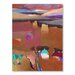 Americanflat Kasbah Towers Art Print Wrapped on Canvas