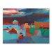 Americanflat Rain in the Atlas Mountains Art Print