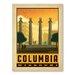 Americanflat Asa Columbia Missouri Vintage Advertisement