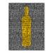 Americanflat Brick Vodka Graphic Art