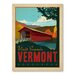 Americanflat Asa Vermont Vintage Advertisement