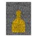 Americanflat Brick Tequila Graphic Art
