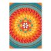 Americanflat Pattern 1 Graphic Art Wrapped on Canvas