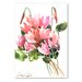 Americanflat 'Flowers' by Suren Nersisyan Painting Print on Wrapped Canvas