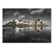 Americanflat 'Hill Ocean' by Lina Kremsdorf Photographic Print on Wrapped Canvas