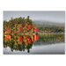 Americanflat 'Forest Lake' by Lina Kremsdorf Photographic Print on Wrapped Canvas