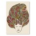 Americanflat 'Dreaming Flowers' by Valentina Ramos Graphic Art Wrapped on Canvas