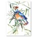 Americanflat 'Bird II' by Suren Nersisyan Painting Print on Wrapped Canvas