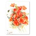 Americanflat 'Flowers' by Suren Nersisyan Graphic Art on Wrapped Canvas