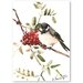 Americanflat 'Chickadee' by Suren Nersisyan Painting Print on Wrapped Canvas