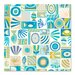 Americanflat 'Under the Sea 1' by Jocelyn Proust Graphic Art
