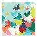 Americanflat 'Butterflies' by Emma McGowan Graphic Art