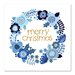 Americanflat 'Christmas Wreath' by Jocelyn Proust Graphic Art