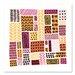 Americanflat 'Colour Crazed' by Beth Schneider Graphic Art