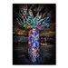 Americanflat 'Pole' by Lina Kremsdorf Photographic Print on Wrapped Canvas