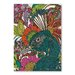 Americanflat 'Alexis and the Flowers' by Valentina Ramos Graphic Art on Wrapped Canvas
