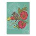 Americanflat 'Contented Constance' by Valentina Ramos Graphic Art on Wrapped Canvas