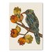 Americanflat 'Brave Bird' by Valentina Ramos Graphic Art Wrapped on Canvas