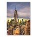 Americanflat 'Skyscraper' by Lina Kremsdorf Photographic Print on Wrapped Canvas