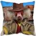 Cushion Art Celebmammals Scatter Cushion
