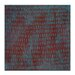 Artist Lane Ad Infinitum #6 by Katherine Boland Art Print Wrapped on Canvas in Red/Blue