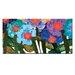 Artist Lane Magnolia Purples by Anna Blatman Art Print on Canvas