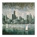 Artist Lane Bayside Sailing Melbourne by Jennifer Webb Art Print Wrapped on Canvas