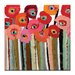 Artist Lane Stemmed Poppies Close Up 2 by Anna Blatman Art Print Wrapped on Canvas