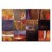 Artist Lane Vernazza by Katherine Boland Art Print on Canvas