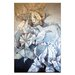 Artist Lane White_Waratah_Dance by Olena Kosenko Graphic Art Wrapped on Canvas