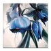 Artist Lane Winter Rose by Olena Kosenko Graphic Art Wrapped on Canvas